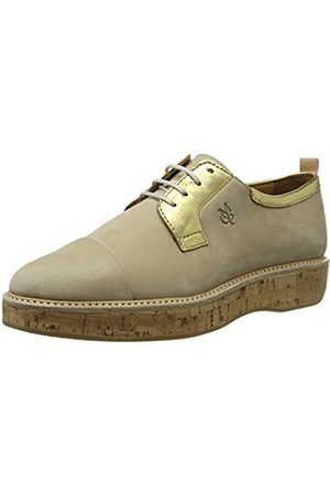 Authentic Cheap Price Womens 70113843401200 Lace up Lace-up Flats Multicolor (Sand/Gold) Size: 8 UK Marc O'Polo Get Authentic Sale Online Discount Visit Professional Cheap Price NjKy1EE1