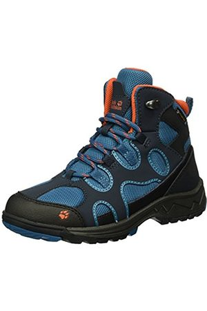 Jack Wolfskin Crosswind Texapore Mid, Unisex Kids' High Rise Hiking Shoes