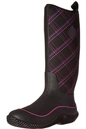Muck Women's Hale (Plaid) Wellington Boots, ( /Phlox/Amethyst Orchid)