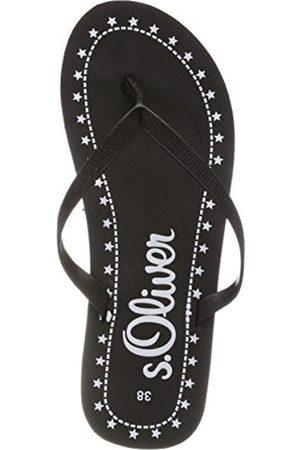 s.Oliver Women's 27122 Flip Flops