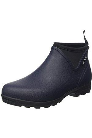 Aigle Landfor M Gummistiefel, Men's Unlined Rubber Boots Short Length