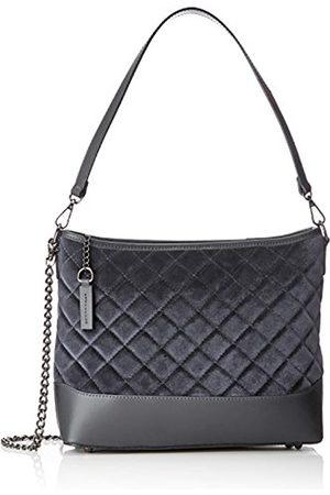 Chicca borse Women's CBS178484-595 Shoulder Bag (grigio grigio)