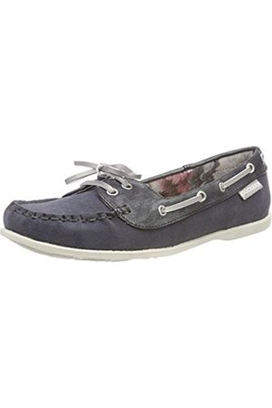 Dockers Women's 36YA206-206660 Closed Toe Ballet Flats