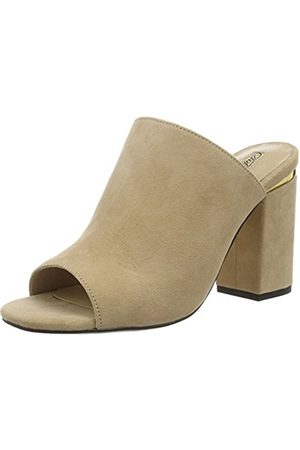 Womens 317-0297 Kid Suede Sling Back Sandals Buffalo Gjizqz