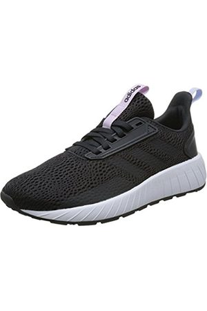 adidas Women's Questar Drive Competition Running Shoes, (Carbon/Carbon/Aerpnk 000)