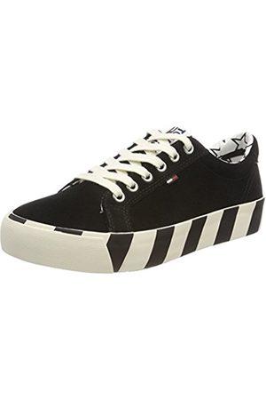 Tommy Hilfiger Women's Suede Low-Top Sneakers