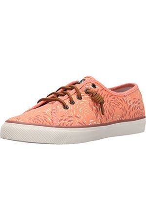 Sperry Top-Sider Women's Seacoast Fish Crcle Coral Low-Top Sneakers