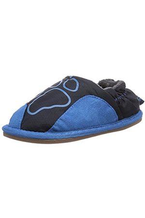 Jack Wolfskin Boys KIDS BIG PAW XT Low Blau (electric 1062) Size: 28 EU (10 Kinder UK)