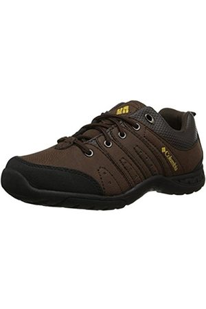 Columbia Youth Adventurer, Unisex Kids' Low Rise Hiking Shoes