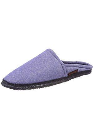 Giesswein Men's Paurach Open Back Slippers, (Jeans)