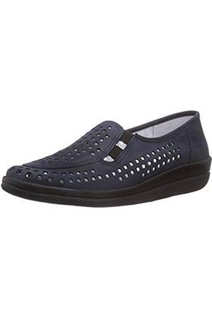 Comfortabel Womens 9416 Slipper Blau (Ozean) Size: 7