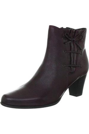 Caprice Womens Ankle Boots 9-9-25320-29 Bordeaux 3.5 UK
