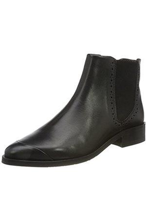 Royal RepubliQ Women's Prime Brogue Blk Chelsea Boots