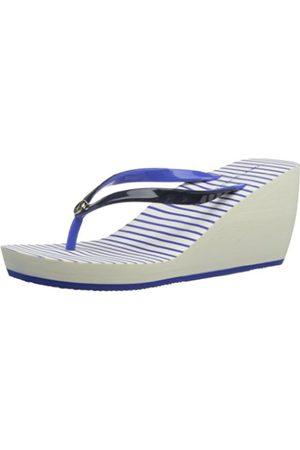 Tommy Hilfiger Womens Myriam 10R Thong Sandals FW56816808 Midnight/Dazzling 6.5 UK