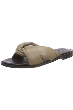 Shoe Biz Women's Hedvig Open Back Slippers