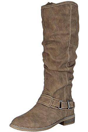 62b942da31 Thigh high Cowboy   Biker Boots for Women