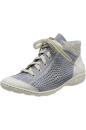 L0926, Womens Hi-Top Sneakers Rieker