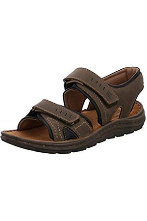 Josef Seibel Men's Raul 19 Ankle Strap Sandals