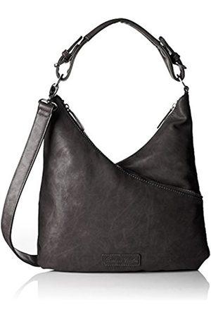 Fritzi aus Preussen Oksana, Women's Shoulder Bag, Grau (Fango)