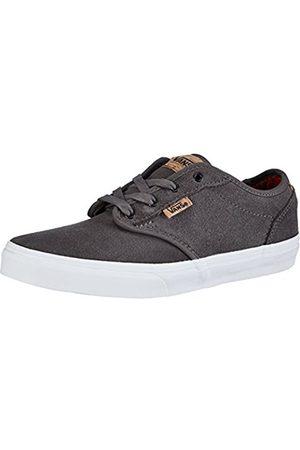 Vans Unisex Kids' Y Atwood Deluxe Suede Low-Top Sneakers Size: 3.5 UK