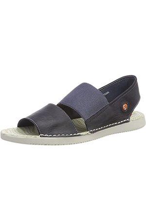 softinos Women s TAI383SOF Washed Sling Back Sandals . e03787e3caa