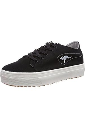 KangaROOS Womens K-Mid Plateau 5071 Low-Top Trainer Size: 6
