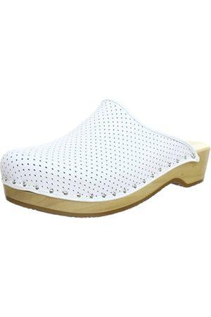Berkemann Unisex-Adult 00400_Standard-Toeffler_Glattleder Clogs Size: 12 UK