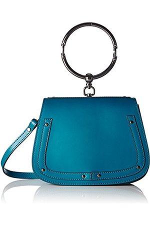 Chicca borse Women's CBS178484-567 Shoulder Bag (petrolio petrolio)