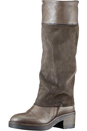 lilimill Women's Vasco Ankle Boots Grey Size: 4 UK