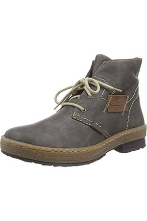 0db441cef9b85 Rieker Women's Z6740 Warm Lined Classic Boots Short Length Size: 3.5