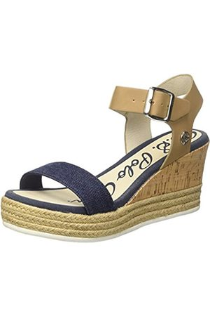 U.S. Polo Assn. Women's Niva T-Bar Sandals
