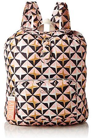 Oilily Enjoy Geometrical Backpack Lvz, Women's Handbag