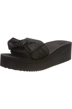 flip*flop Women's Poolwedge Bow Platform Sandals