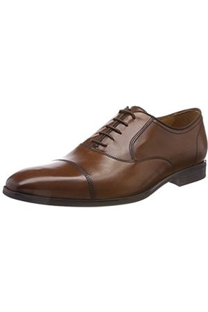 Geox Men U New Life E Oxfords, (Cognac C6001)