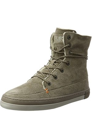 Womens Queen Boot N30 Hi-Top Trainers, Grey HUB