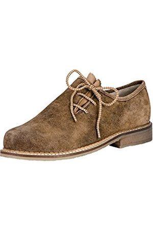 Stockerpoint Men's 1300 Oxfords, (Hellbraun Hellbraun)