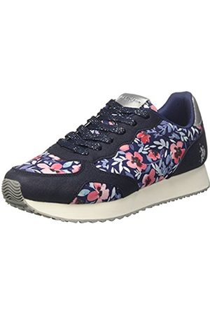 U.S. Polo Assn. Women's Twila Flowers Trainers