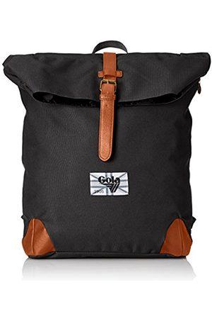 Gola Women's Barlowe Nylon Backpack Schwarz ( /Tan)