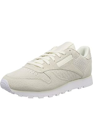 f67af4831b92 Reebok Women s Classic Leather Woven Emb Trainers