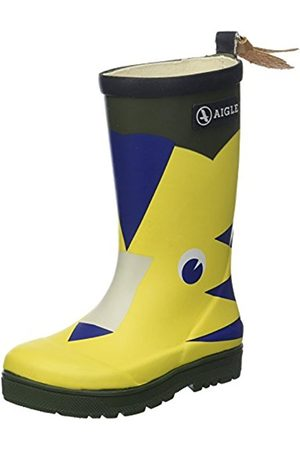 Aigle Unisex Kids' Woodypop Fun Wellington Boots