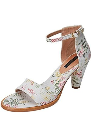 Official Neosens Women's S990 Fantasy Geo Cream/Montua Open Toe Sandals Wholesale Price Sale Online Sale Footaction Clearance Purchase kbgoEmoig4