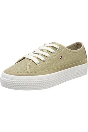Womens Heritage Jersey Textile Low-Top Sneakers Tommy Hilfiger NHEV6jj