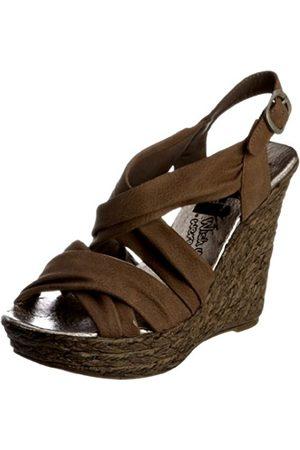 Xti Women's 25221 Wedges Heels 200381117 8 UK