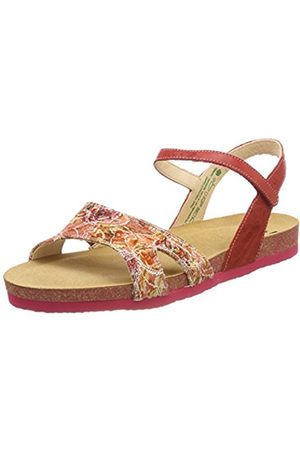 Womens Shik_282594 Sling Back Sandals, Blue Think