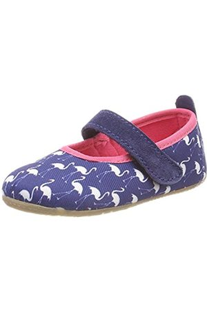 Living Kitzbühel Girls' Ballerina Allover Flamingo Slippers
