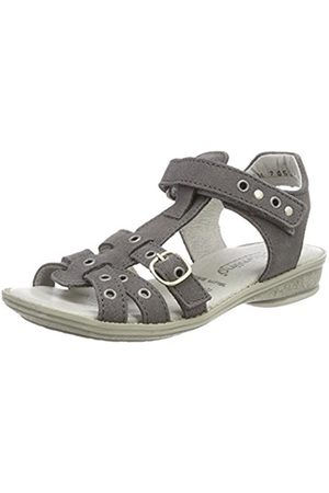 Däumling Girls' 420021M Heels Sandals Grey Size: 13 UK