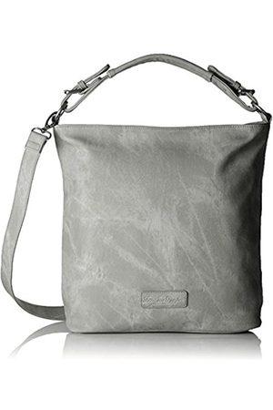 Fritzi aus Preussen Odelia, Women's Shoulder Bag, Grau (Metal)