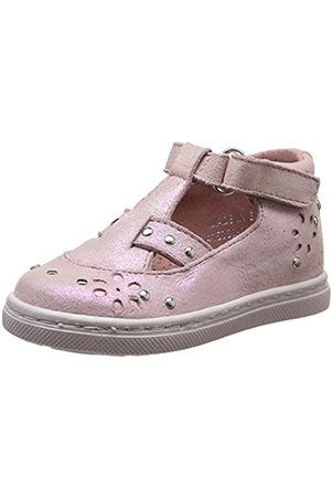 Aster Baby Girls' Rosane First Walking Shoes Rose (13) 5