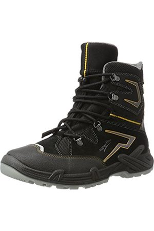 Superfit Boys' Canyon Snow Boots, (Schwarz Kombi 02)
