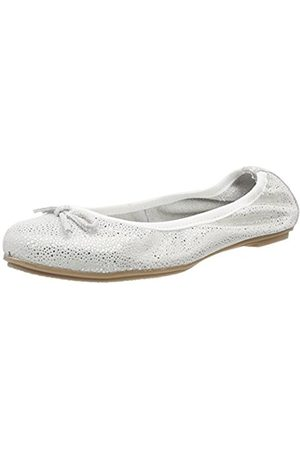 Marco Tozzi Girls' 42404 Closed Toe Ballet Flats